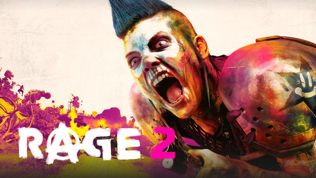 Assista a 15 minutos de gameplay cheios de ação e tiroteio de Rage 2