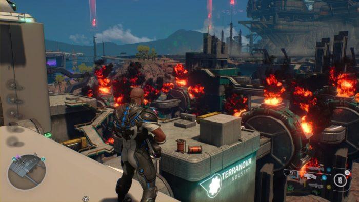 Análise Arkade: Crackdown 3 tem muitas explosões e pouca identidade