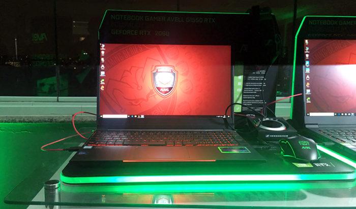 Primeiras impressões com os novos notebooks da Avell com GeForce RTX