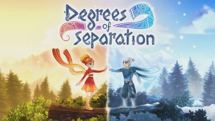 Análise Arkade: o frio, o calor e os puzzles cooperativos de Degrees of Separation