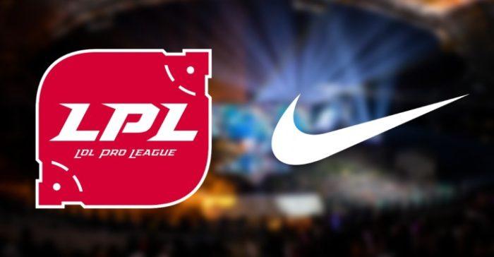 A Nike irá vestir os times chineses de League of Legends