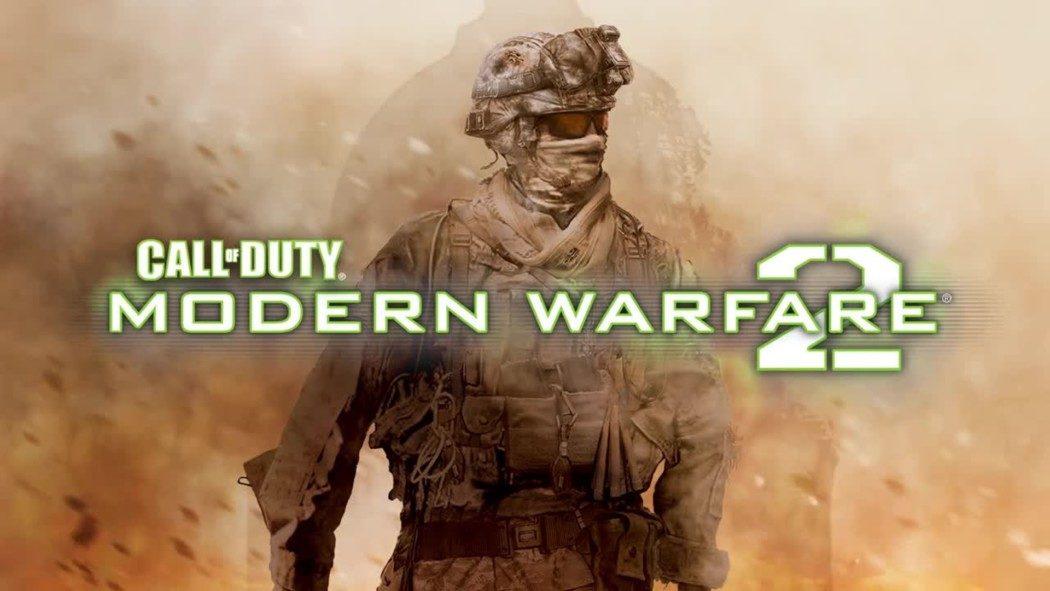 Vazamento indica que um remaster de Call of Duty: Modern Warfare 2 pode vir aí