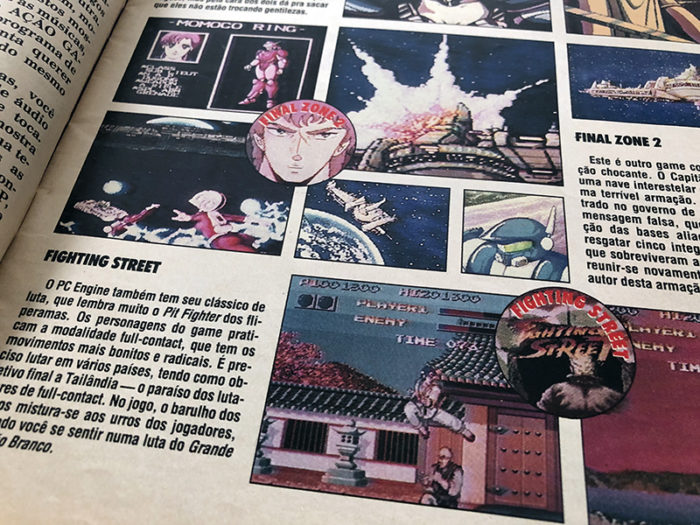 A invasão dos games em CD na Ação Games de novembro de 1991