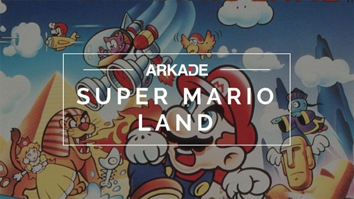 RetroArkade: Super Mario Land e sua aventura peculiar no Game Boy