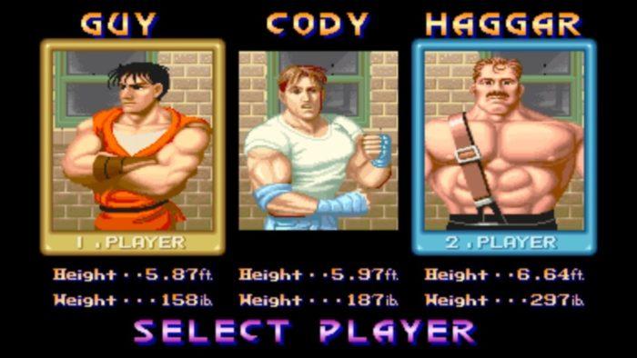 Final Fight: mod permitirá curtir o game em 3 players (30 anos após seu lançamento)