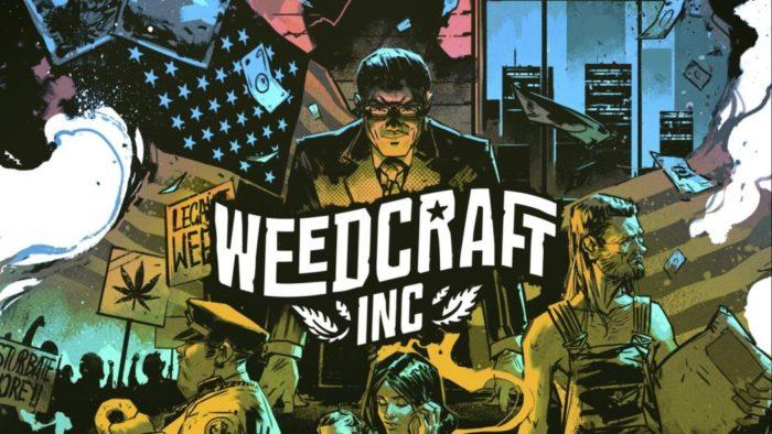 Experimentamos Weedcraft Inc., o jogo que nos permite plantar e vender maconha