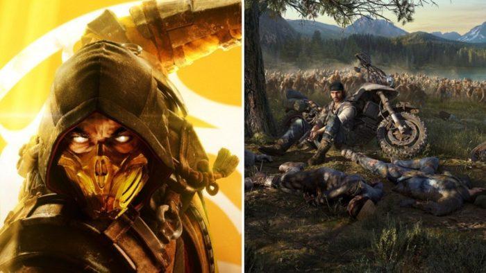 Lançamentos da semana: Days Gone, Mortal Kombat 11, Vingadores: Ultimato e mais