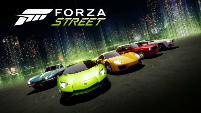 Forza Street no Nintendo Switch? Pode ser que sim, de acordo com um rumor.