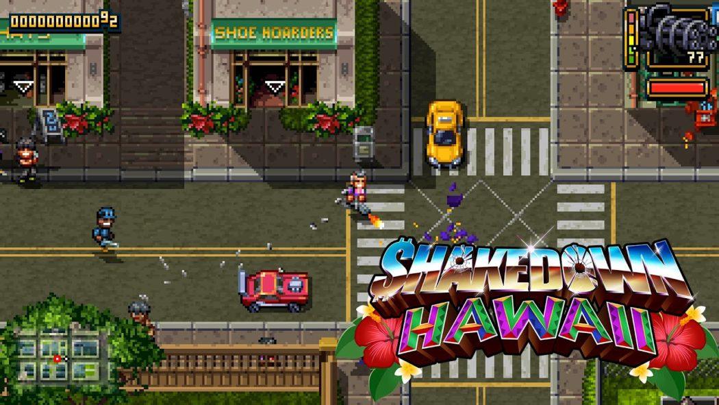 Shakedown Hawaii ganha data de lançamento e novo trailer cheio de ação