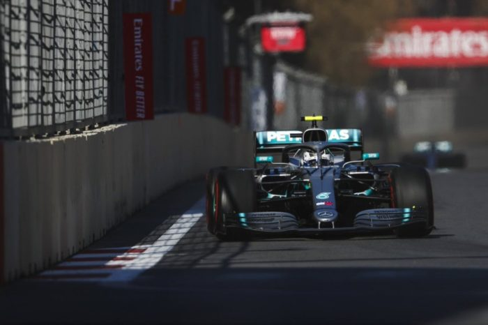 F1 2018 - Deixando seu carro pronto para encarar Baku, em corrida vencida por Bottas