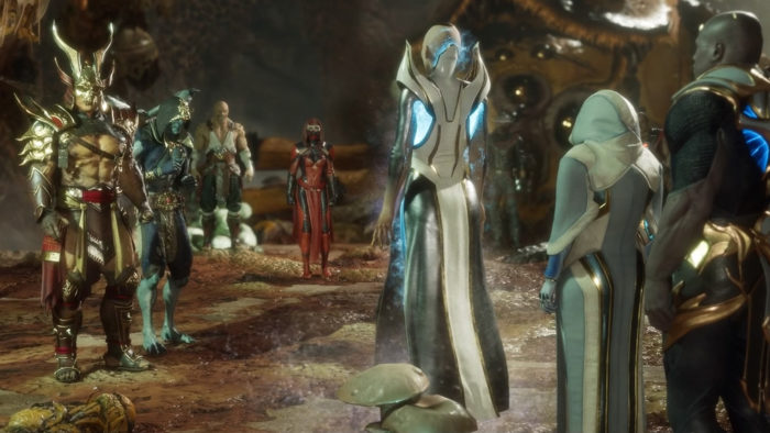 Depois do Fim: MK11 e o jeito NetherRealm de contar histórias