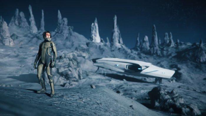 Star Citizen: A fantasia épica da ficção científica