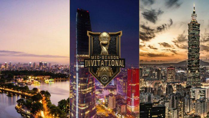 League of Legends - Resumo sobre o que aconteceu no MSI 2019 durante as primeiras fases