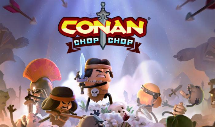 E3 2019: Conan vai ganhar jogo cartunesco no estilo Castle Crashers
