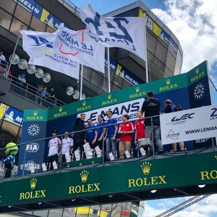 Arkade Speed - No eSport e na pista, as 24 Horas de Le Mans fizeram história neste final de semana