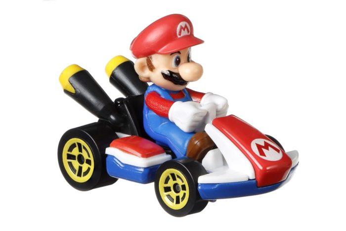 Hot Wheels vai ganhar brinquedos temáticos de Mario Kart!