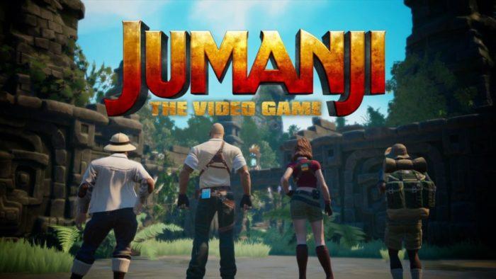 Jumanji: The Video Game vem aí, confira o primeiro trailer e detalhes