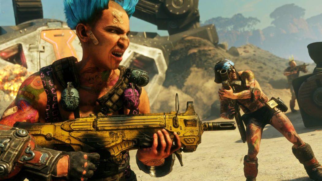 E3 2019: Confira a primeira expansão de Rage 2: Rise of the Ghosts
