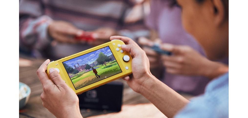 Nintendo confirma o Switch Lite: mais barato, e mais portátil do que o original