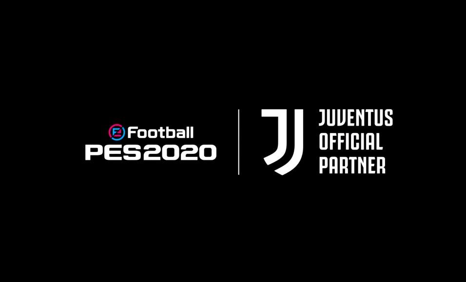 A Juventus é a mais nova marca licenciada de eFootball PES 2020
