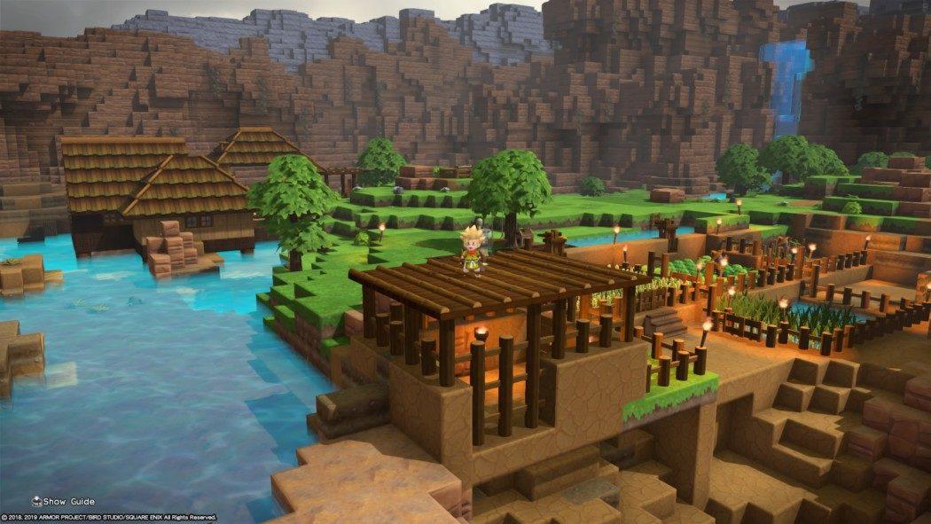 Análise Arkade: Dragon Quest Builders 2, agora mais do que um Minecraft