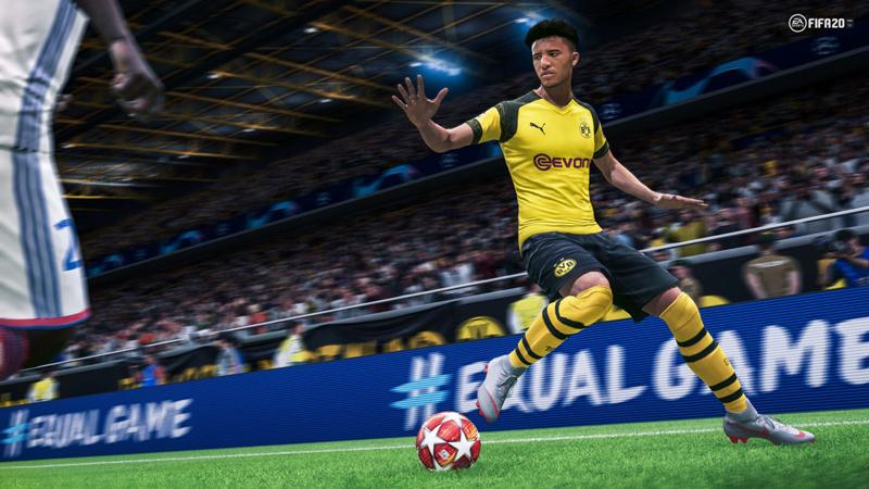 A EA contra-ataca e anuncia sua parceria com o Liverpool para o FIFA 20