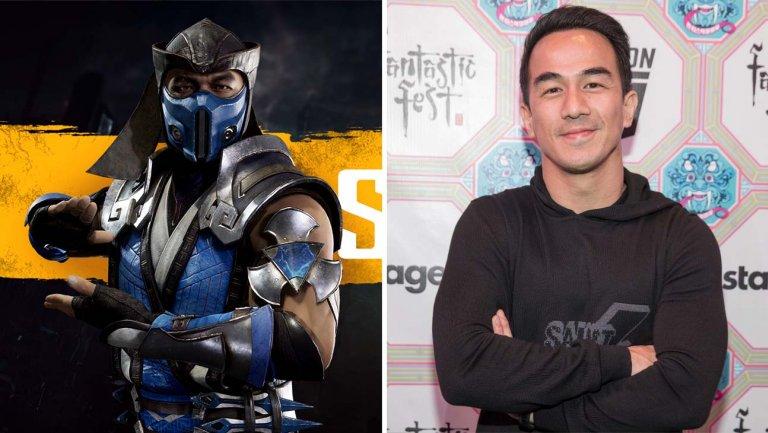 Novo filme de Mortal Kombat escala ator para viver Sub-Zero