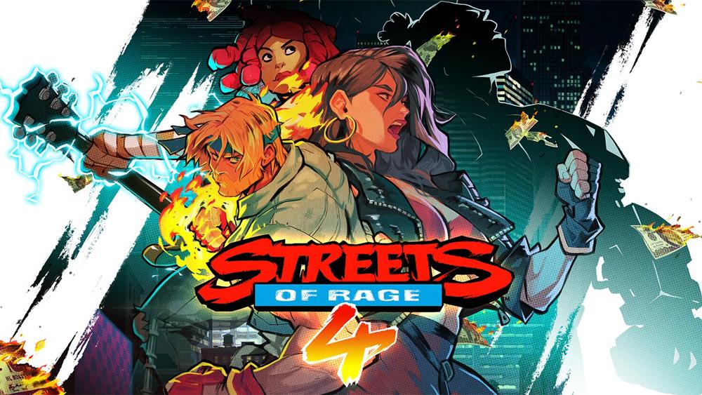Muita pancadaria old school no novo vídeo de gameplay de Streets of Rage 4