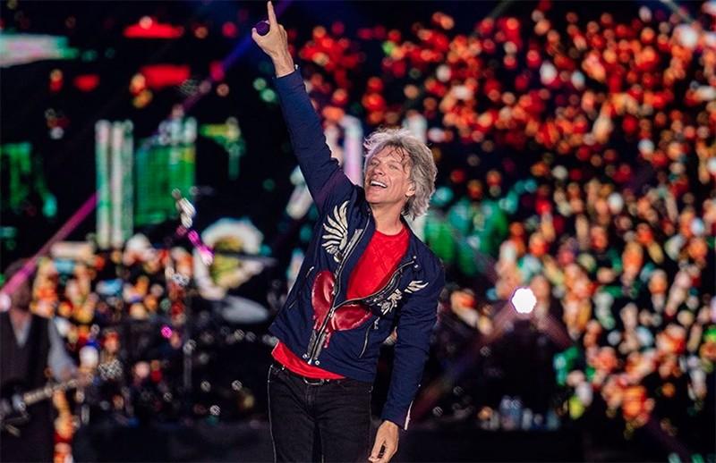 Rock in Rio - Bon Jovi cativa o público de novo, em noite com Goo Goo Dolls e Dave Matthews Band