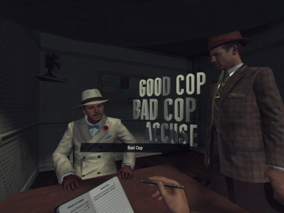 Análise Arkade: L.A. Noire: The VR Case Files é uma imersão incrível nos anos 40