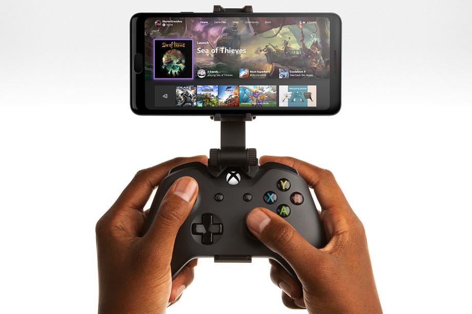 Está em testes nos EUA e Reino Unido o streaming de qualquer game Xbox One em dispositivos Android