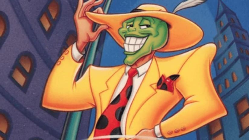 RetroArkade - Relembre o sucesso de O Máskara, nos quadrinhos, cinema, TV e nos games