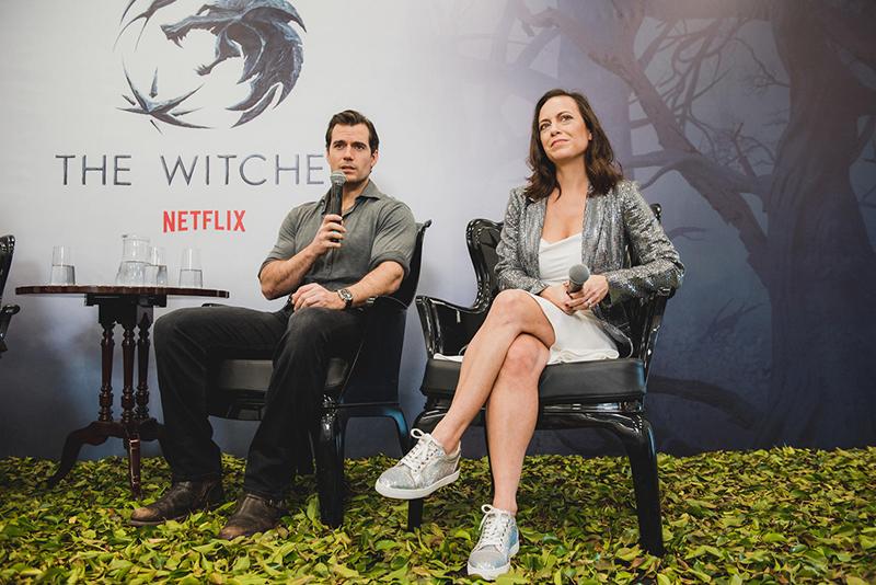 Netflix aposta em The Witcher e La Casa de Papel para se manter no topo em 2020