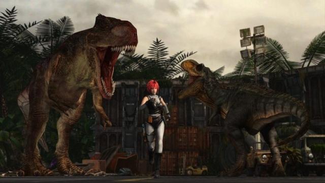 Capcom registra a marca de Dino Crisis no Japão