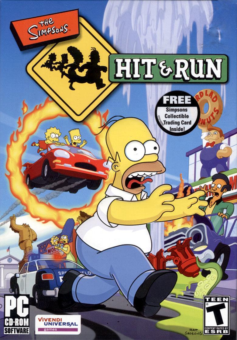 RetroArkade - The Simpsons Hit and Run