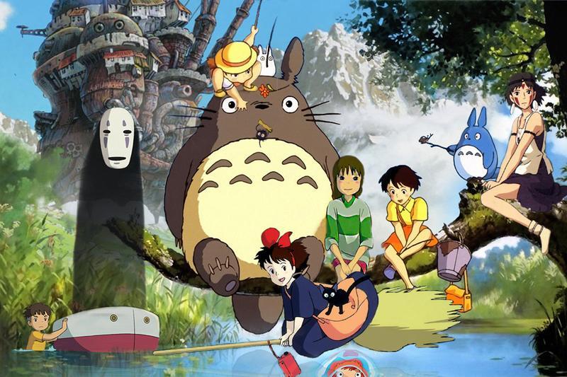 Netflix adicionará em seu catálogo todos os filmes do Studio Ghibli