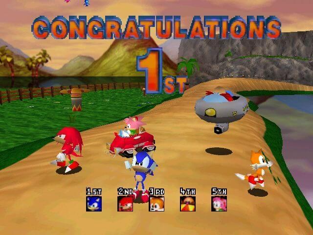 RetroArkade - Sonic R, o game que a gente só jogou por causa de sua trilha sonora