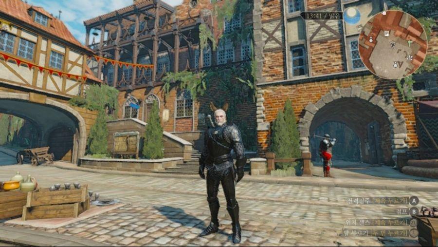 The Witcher 3 para Switch ganhou patch com melhorias gráficas e cross-save com PC