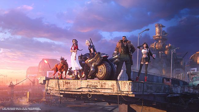 Final Fantasy VII Remake: segura a emoção com o nostálgico vídeo de introdução do game!