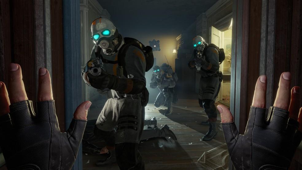 Lançamentos da semana: Half-Life: Alyx, Bleeding Edge, e (muito) mais