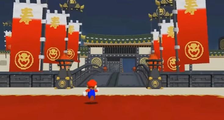 Um modder está recriando Super Mario Odyssey dentro de Super Mario 64