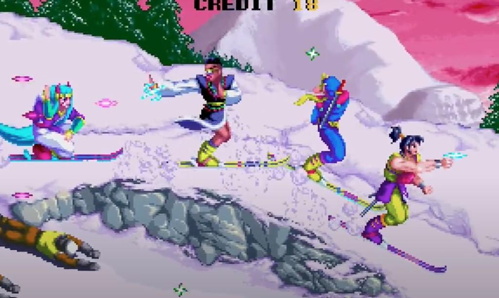 "RetroArkade: Mystic Warriors, a ""sequência"" com ninjas de Sunset Riders"