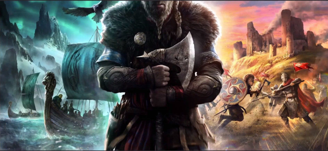 Assassin's Creed Valhalla apresenta seu primeiro trailer; assista agora.