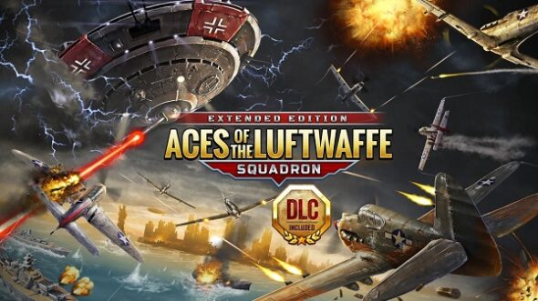 """Aces of the Luftwaffe no smartphone coloca ação e criatividade """"no bolso"""""""