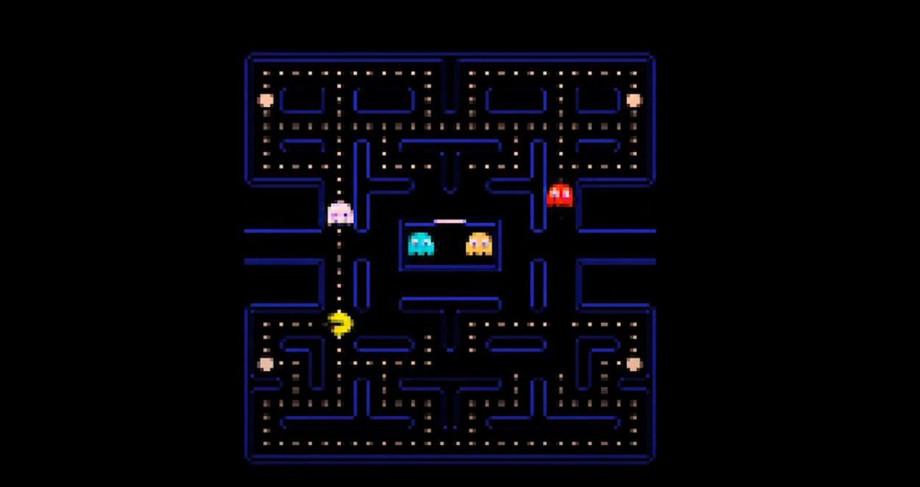Inteligência Artificial da Nvidia recria Pac-Man, apenas assistindo-o sendo jogado