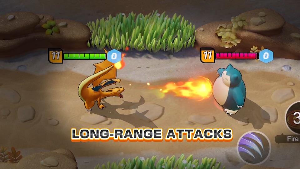 Pokémon Unite: vem aí um MOBA dos monstrinhos para Switch e smartphones!