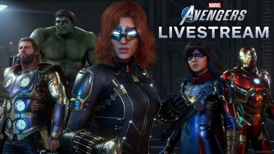 Marvel's Avengers mostra seu potencial no evento War Table