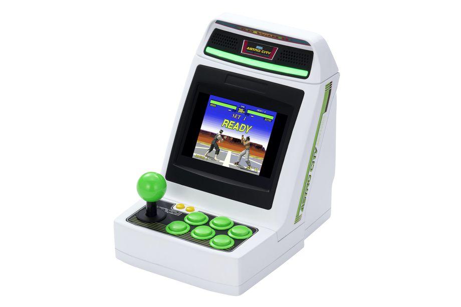 SEGA anuncia Astro City Mini, versão portátil de seu popular arcade
