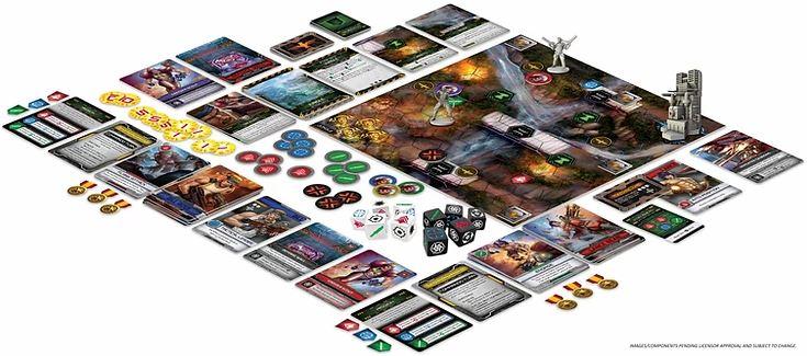Clássico Contra vai ganhar jogo de tabuleiro em 2021!
