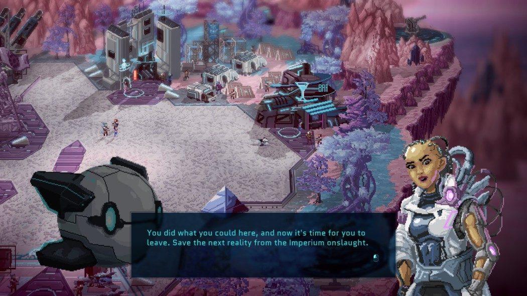Análise Arkade: As batalhas interdimensionais de  Star Renegades